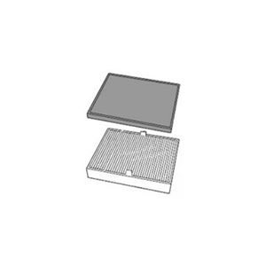 SHARP 空気清浄機 集じんフィルター(制菌タイプ)と脱臭フィルターのセット FZ-R25SF