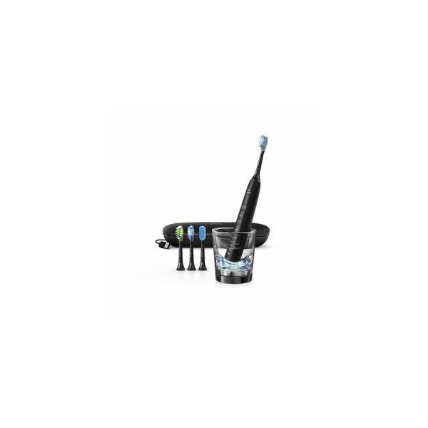 PHILIPS 電動歯ブラシ 「ソニッケアー ダイヤモンドクリーンスマート」 ブラック HX9924/15