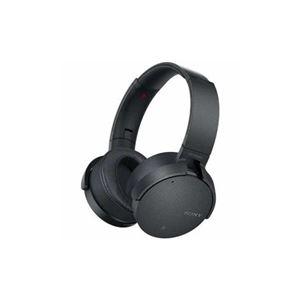 ソニー MDRXB950N1BM Bluetooth対応ノイズキャンセリング搭載 ワイヤレスステレオヘッドセット(ブラック)
