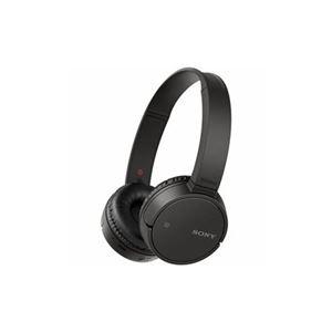 ソニー ワイヤレスステレオヘッドセット ブラック WH-CH500-B