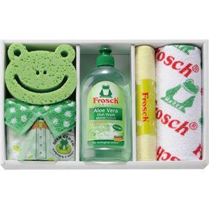 (まとめ) フロッシュ キッチン洗剤ギフト アロエヴェラ FRS-520 GR C7289559 C8280045 【×3セット】