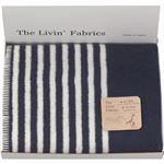 The Livin'Fabrics 泉大津産リバーシブルリビングケット C8140038