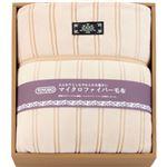 東洋紡 マイクロファイバーわた入り毛布 L2192025
