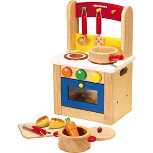 ミキハウス キッチンセット C8072074