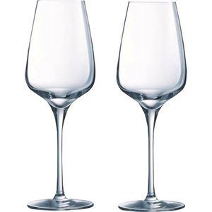 シェフ&ソムリエ シューブリム ワイングラス ペア C8159045