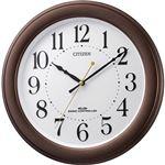 シチズン 電波掛時計 C8060025