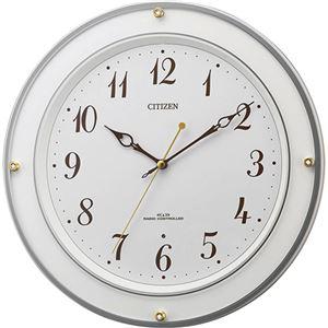 シチズン 電波掛時計 C8060088