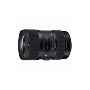 SIGMA レンズ AF18-35/1.8DCHSM-NI