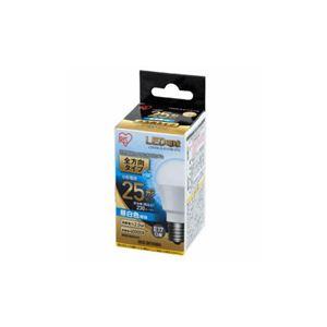 (まとめ) アイリスオーヤマ LED電球 E17口金 全方向タイプ 25形相当 昼白色 LDA2NGE17W2T5 【×5セット】