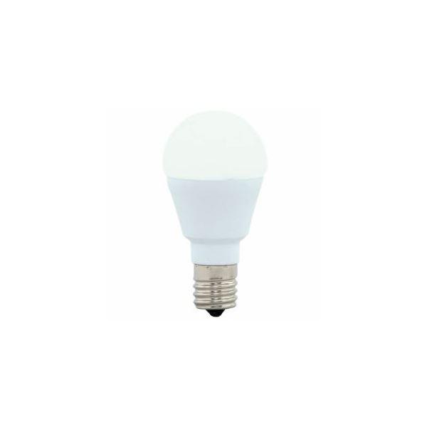 (まとめ) アイリスオーヤマ LED電球 E17口金 全方向タイプ 25形相当 電球色 LDA2LGE17W2T5 【×5セット】