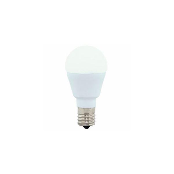 (まとめ) アイリスオーヤマ LED電球 E17口金 全方向タイプ 40形相当 電球色 LDA4LGE17W4T5 【×5セット】
