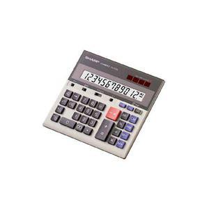 SHARP CS-2130L 電卓(セミデスクタイプ) 12桁