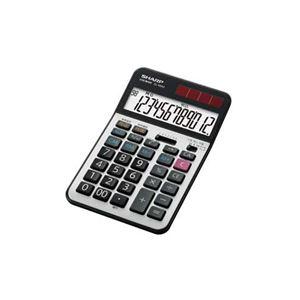 SHARP 実務電卓(ナイスサイズタイプ) EL-N942-X