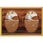 (まとめ)味わいビーフカレー B3040085 2食 【×5セット】