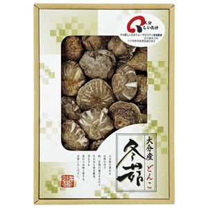(まとめ)大分産椎茸どんこM80205526【×2セット】