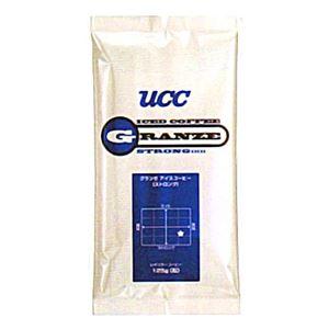 UCC上島珈琲UCCグランゼストロングアイスコーヒー(粉)AP100g50袋入りUCC301189000
