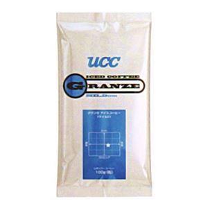 UCC上島珈琲UCCグランゼマイルドアイスコーヒー(粉)AP100g50袋入りUCC301185000
