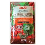UCC上島珈琲 UCC CN有機+RA認証コーヒーダークロースト(豆)AP500g 12袋入り UCC302816000