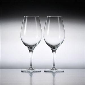 (まとめ)ペアワイングラス【×2セット】