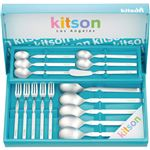(まとめ)キットソン デザート16ピース C8165148【×2セット】