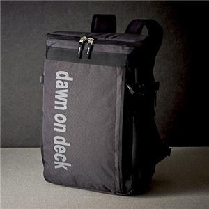 ドーン・オン・デック バックパック(ブラック) M80712010