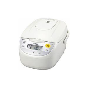 タイガー JBH-G101-W マイコン炊飯ジャー (5.5合) ホワイト