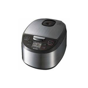 SHARPジャー炊飯器(5.5合炊き)シルバー系KS-S10J-S