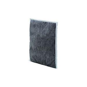 (まとめ)アイリスオーヤマ 空気清浄機用フィルター (活性炭フィルター/玄関・家庭臭用) IA300GF【×2セット】