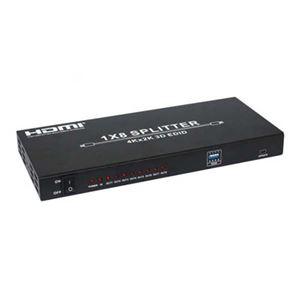 テック 4K対応 HDMIスプリッター 8分配 THDSP18-4K