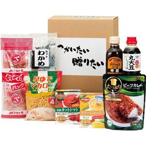 (まとめ)便利食品ギフトEセットB2091605B3090094B4090607【×2セット】