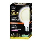 5個セット YAZAWA 一般電球形LED 60W相当 電球色 LDA7LG2X5
