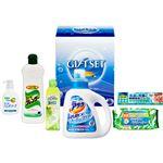 (まとめ)まっ白・消臭 バラエティ洗剤セット L3177559【×2セット】