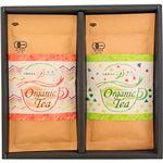 (まとめ)茶師六段の作った有機栽培茶詰合せ C9040518【×2セット】