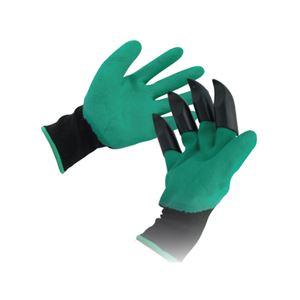 (まとめ)マクロス 園芸用ツメ付手袋 MCZ-139【×5セット】