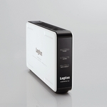 Logitec(ロジテック) USB2.0 外付型HDD 640GB LHD-ED640U2