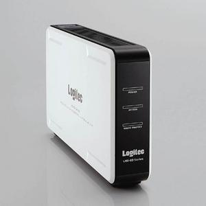 Logitec(ロジテック) USB2.0 外付型HDD 500GB LHD-ED500U2