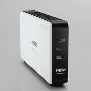 Logitec(ロジテック) eSATA&USB2.0 外付型HDD 500GB