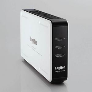 Logitec(ロジテック) IEEE1394&USB2.0 外付型HDD 500GB LHD-ED500FU2