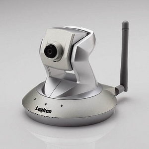 Logitec(ロジテック) IEEE802.11g/b準拠 ネットワークカメラ LAN-WC30-PT