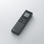 Logitec(ロジテック) microSD対応ICレコーダー microSD/4GB付属(ブラック) LIC-SR500M04BK