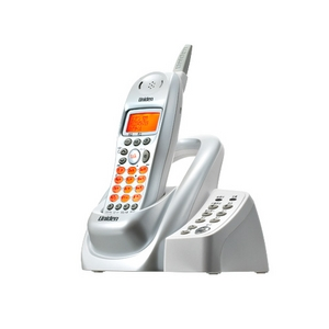 ユニデン 2.4GHzデジタルコードレス電話 UCT-002W パールホワイト - 拡大画像