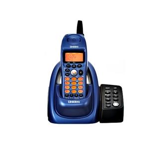 ユニデン 2.4GHzデジタルコードレス電話 UCT-002BU メタリックブルー - 拡大画像