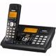 ユニデン 2.4GHzデジタルコードレス電話 UCT-105B ブラックメタリック 写真1