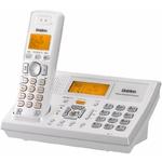 8,980円 ユニデン 2.4GHzデジタルコードレス電話 UCT-105W ホワイトメタリック