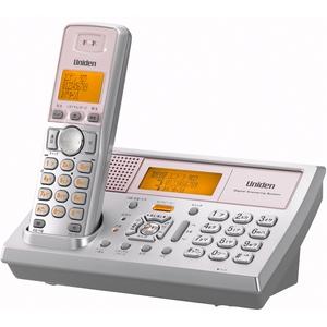 ユニデン 2.4GHzデジタルコードレス電話 UCT-105S シルバーメタリック
