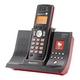 ユニデン ハローキティデジタルコードレス留守番電話機 UCT-005-R レッド 写真2