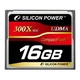 SILICON POWER(シリコンパワー) コンパクトフラッシュ 300倍速 16GB - 縮小画像1