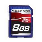 SILICON POWER(シリコンパワー) SDカード SDHC Class6 8GB