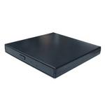 ネットブック/ノートパソコン用 ポータブルCD-ROMドライブ 『楽どらCD』 ブラック