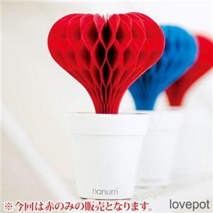自然気化式加湿器 lovepot(ラブポット)